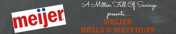 meijer weekly ad, meijer deals