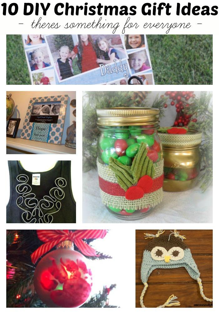 10 diy christmas gifts