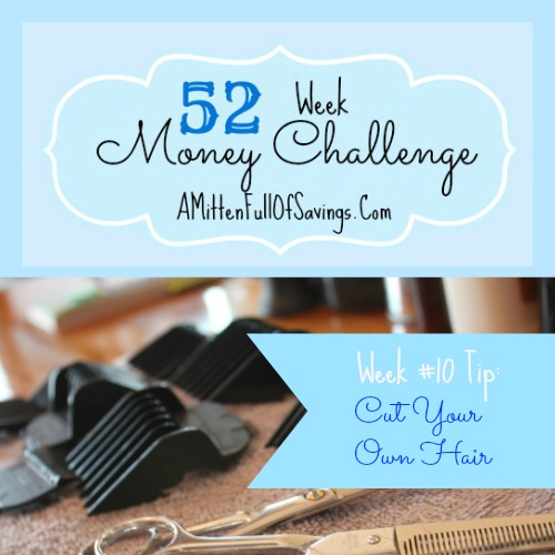 money save ways, 52 week money challenge