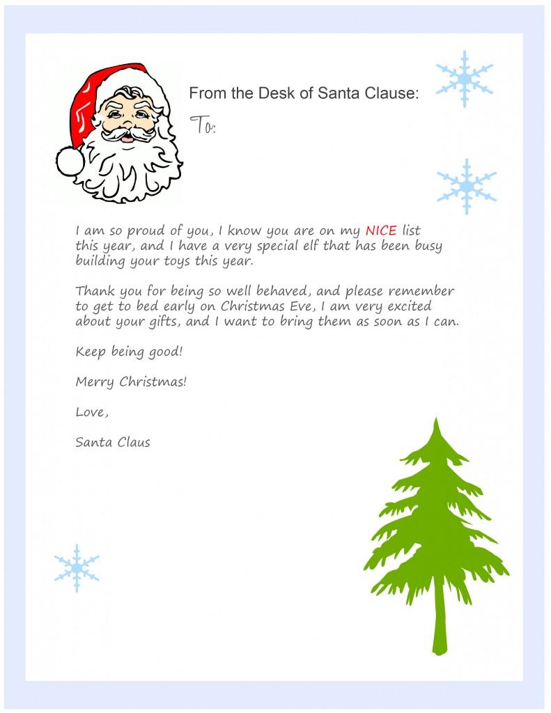 Santa's-Letter