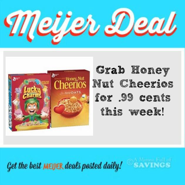 meijer deals, meijer coupons