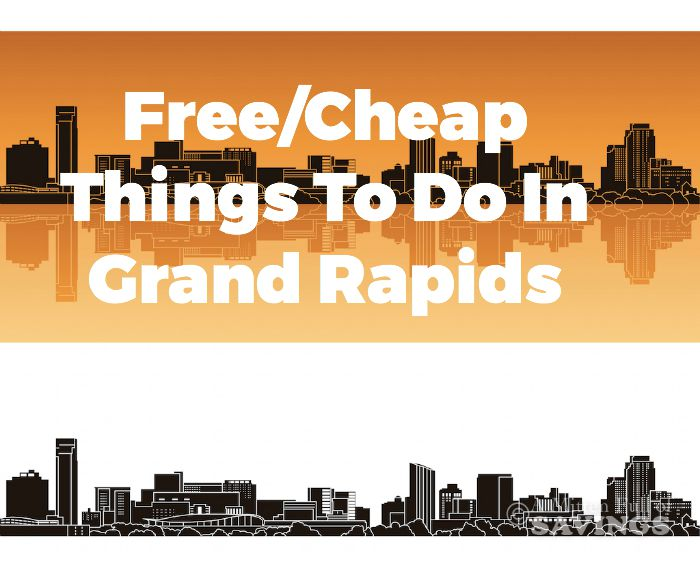 Free/Cheap Things To Do In Grand Rapids