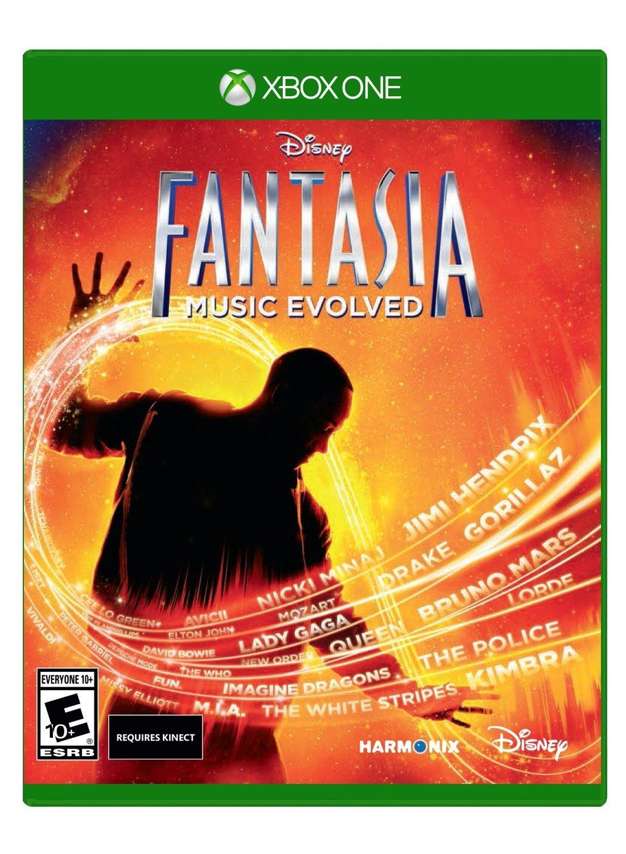 Disney Fantasia: Music Evolved for Xbox One