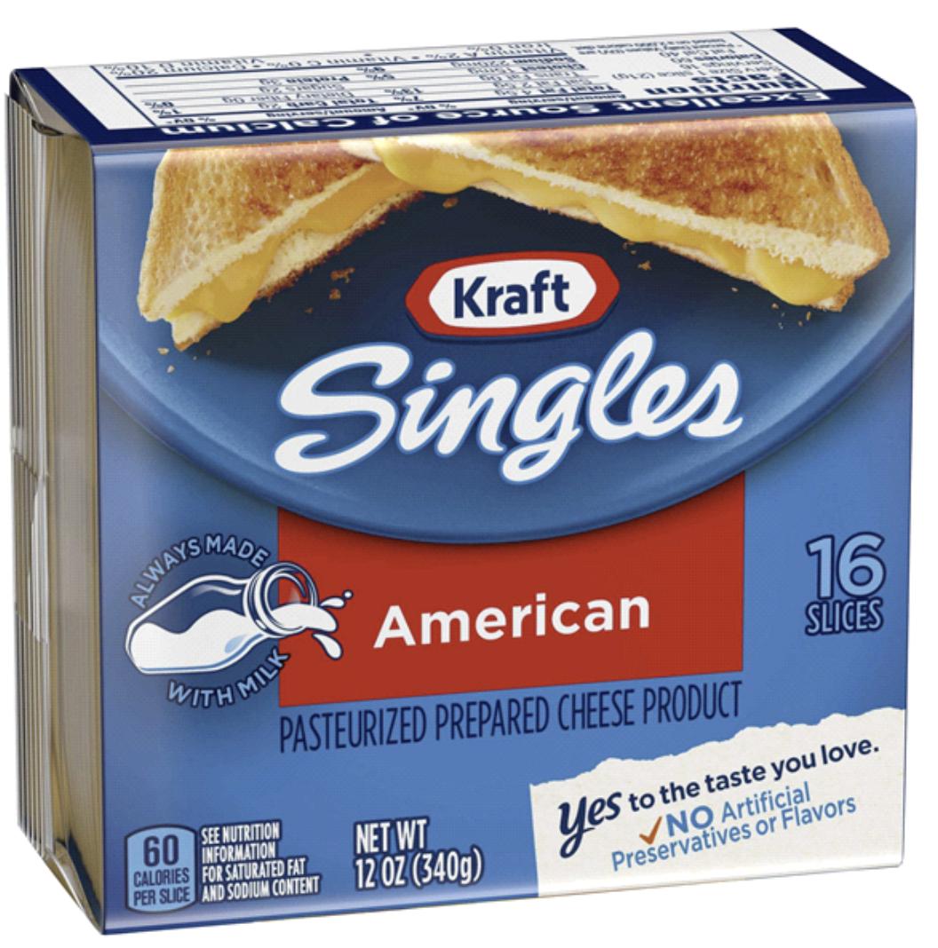 Meijer: Kraft Sliced Cheese $1.33 This Week