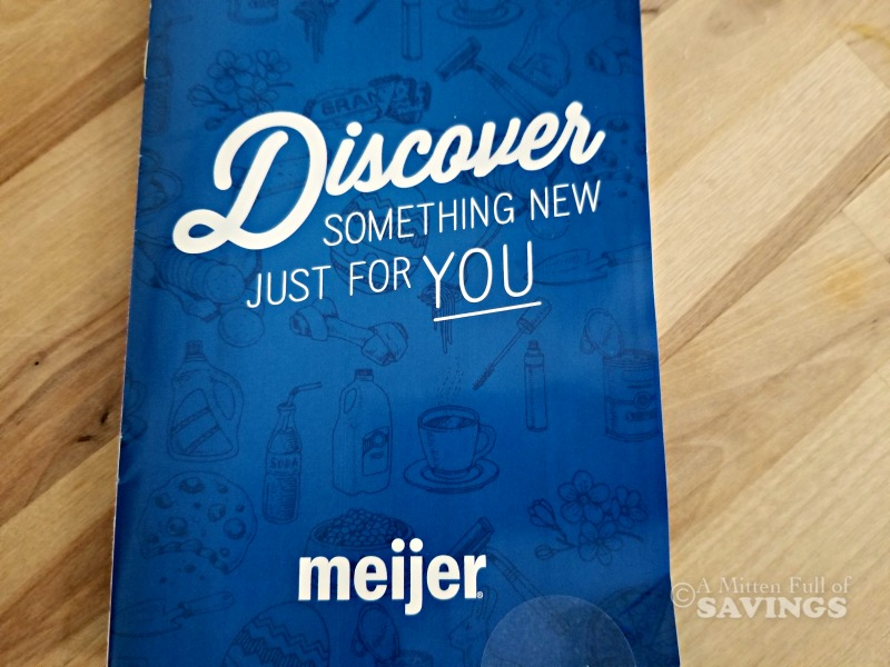 Discover Something New Just For You Coupons from Meijer