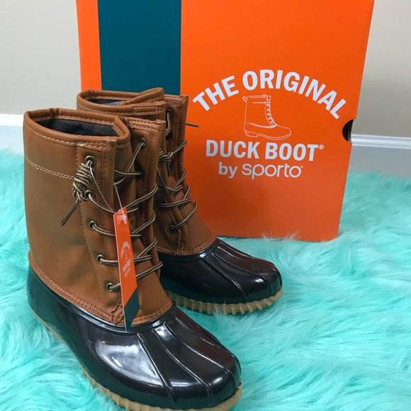 Macy's Deal: The Original Duck Boot $19.99