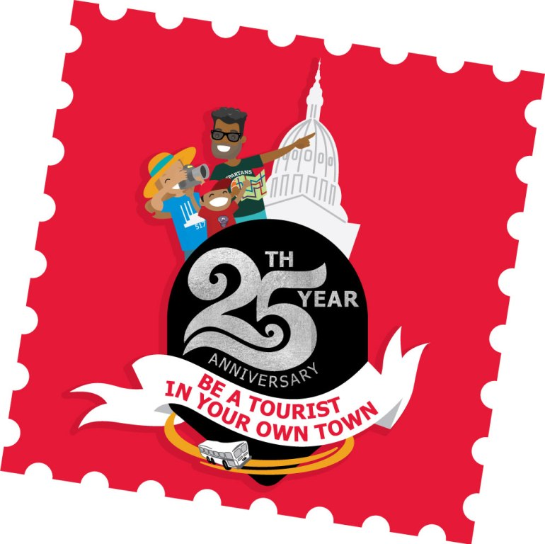 Be A Tourist in Your Own Town Lansing