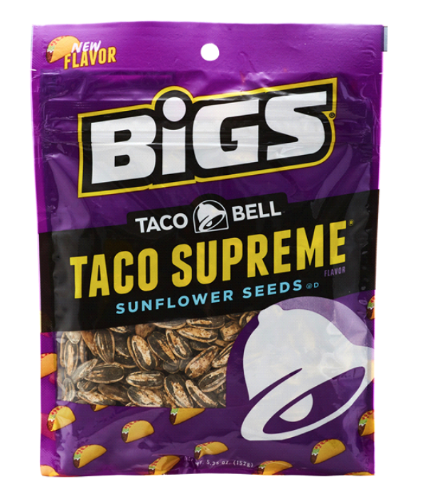 Taco Bell products deal at Meijer
