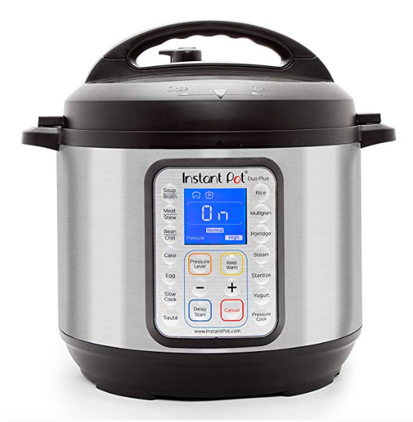 Amazon Prime Day Deal: Instant Pot DUO60 6 Qt 9in-1 Pressure Cooker