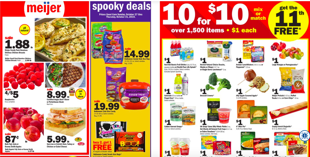 Meijer preview 10 for 10